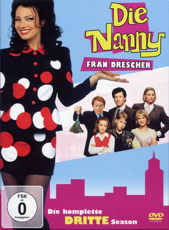 Die Nanny Staffel 4