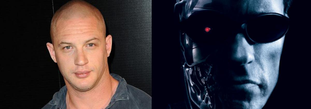 Tom Hardy: Neuer Terminator: wird Tom Hardy zu John Connor?