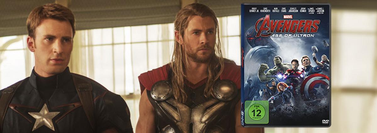 The Avengers 2 - Age of Ultron: Heldenhafter Filmstart: Avengers 2 im Verleih