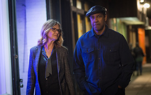 Melissa Leo und Denzel Washington in 'The Equalizer 2'