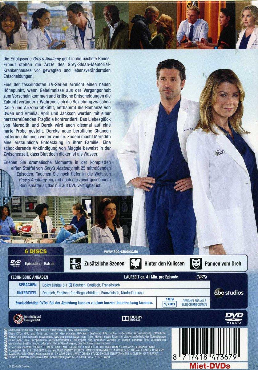 Staffel 11: DVD Oder Blu-ray Leihen