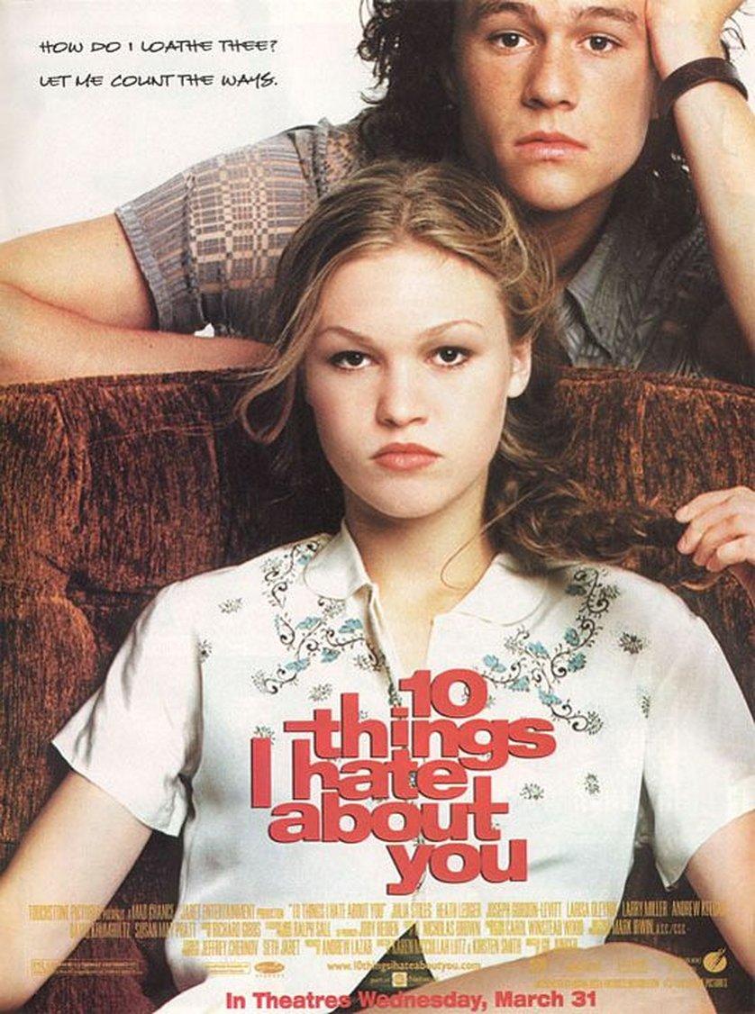 10 Dinge, Die Ich An Dir Hasse Besetzung