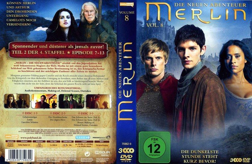 Merlin Die Neuen Abenteuer Staffel 6