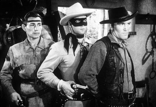The Lone Ranger - Staffel 1