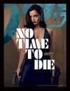 James Bond No Time To Die - Paloma Stance powered by EMP (Gerahmtes Bild)