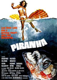 'Piranha' anno 1978
