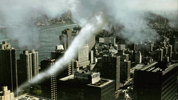 New York City - Tornado Terror
