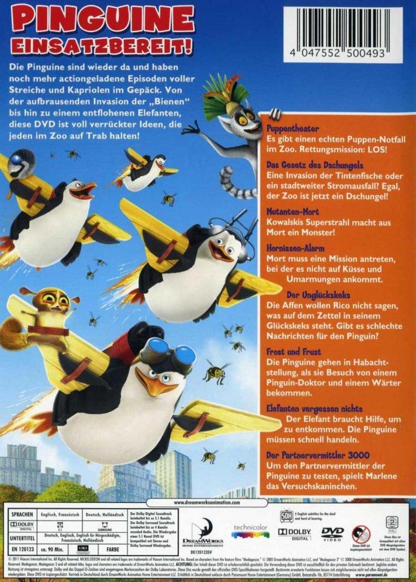 die pinguine aus madagascar  operation impossible