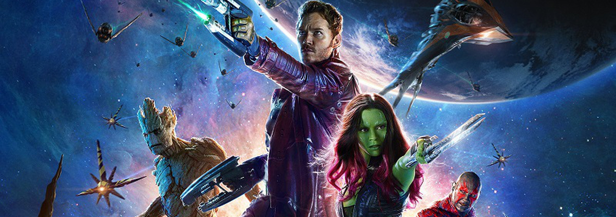 Guardians of the Galaxy: Die 'Guardians of the Galaxy' retten die Galaxie!