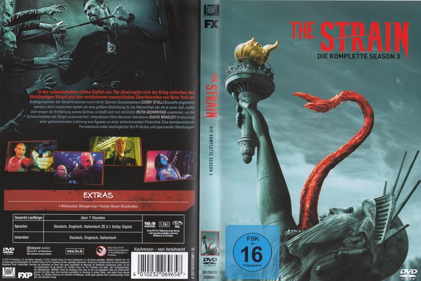 The Strain Staffel3