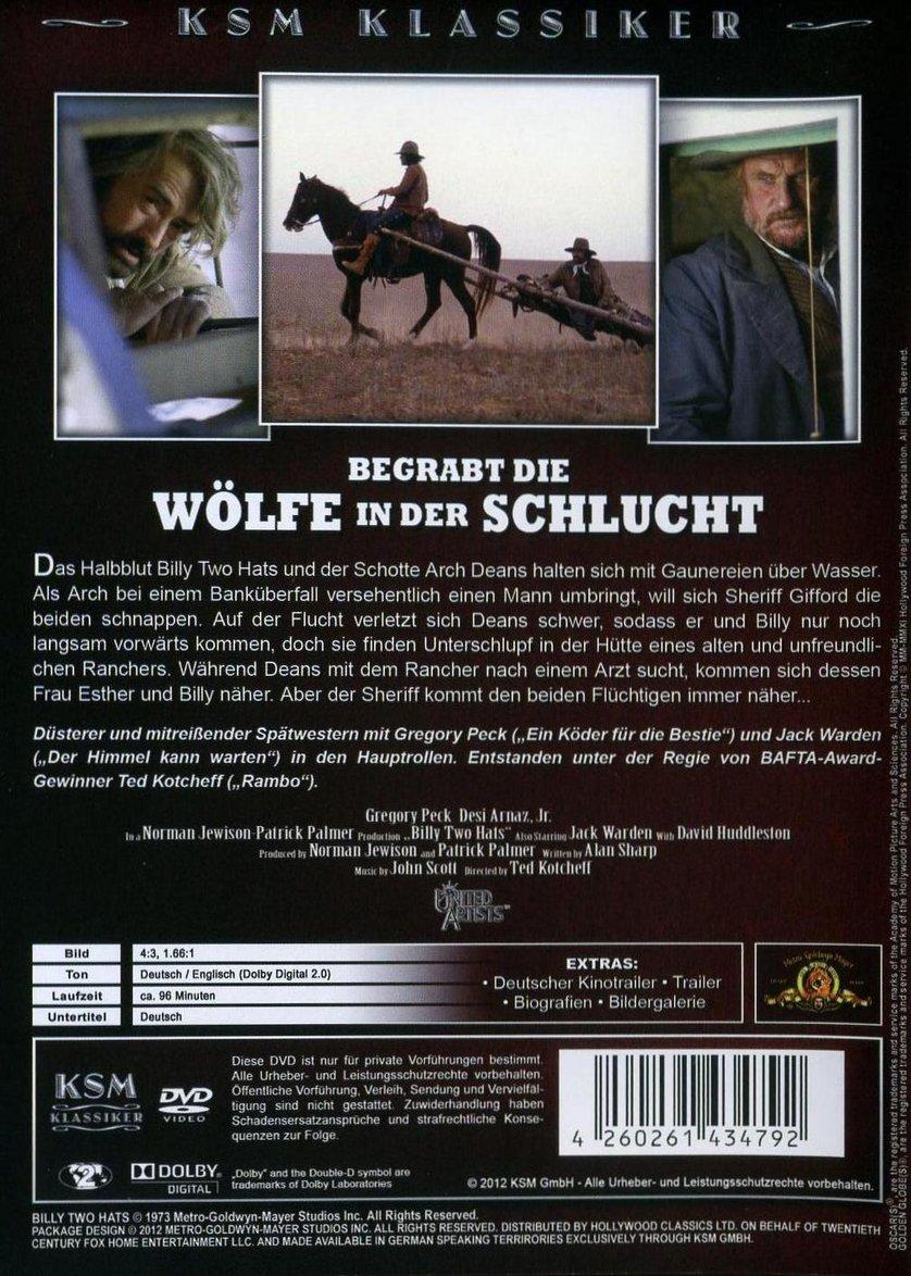 Begrabt Die Wölfe In Der Schlucht