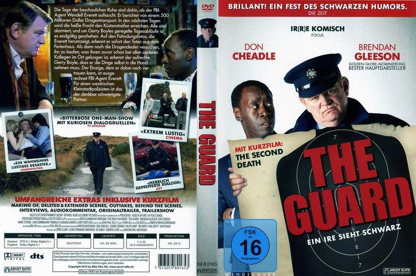 The Guard Dvd Blu Ray Oder Vod Leihen Videobuster De