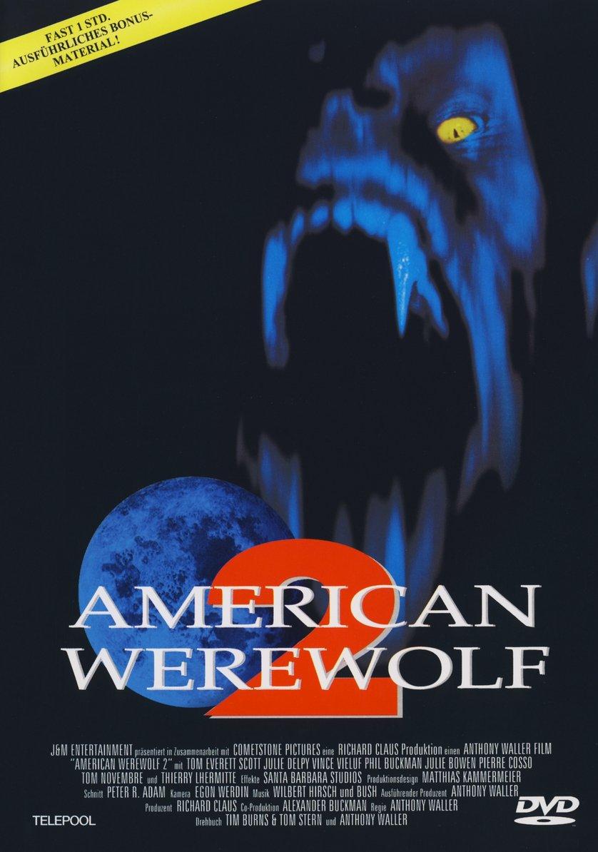 american werewolf dvd