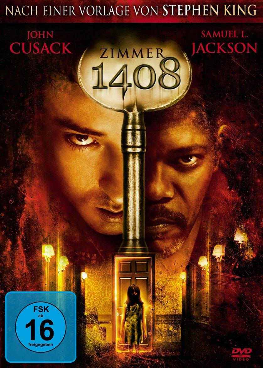 Zimmer 1408: DVD, Blu-ray oder VoD leihen - VIDEOBUSTER.de