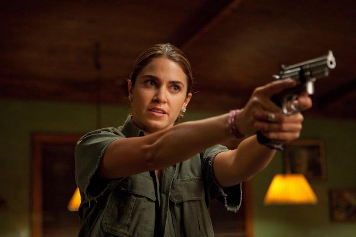 Nikki Reed in 'Catch .44' © Universum Film 2011