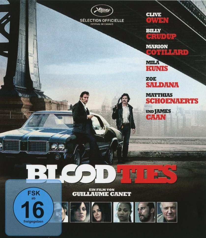 Blood Ties: DVD oder Blu-ray leihen - VIDEOBUSTER.de