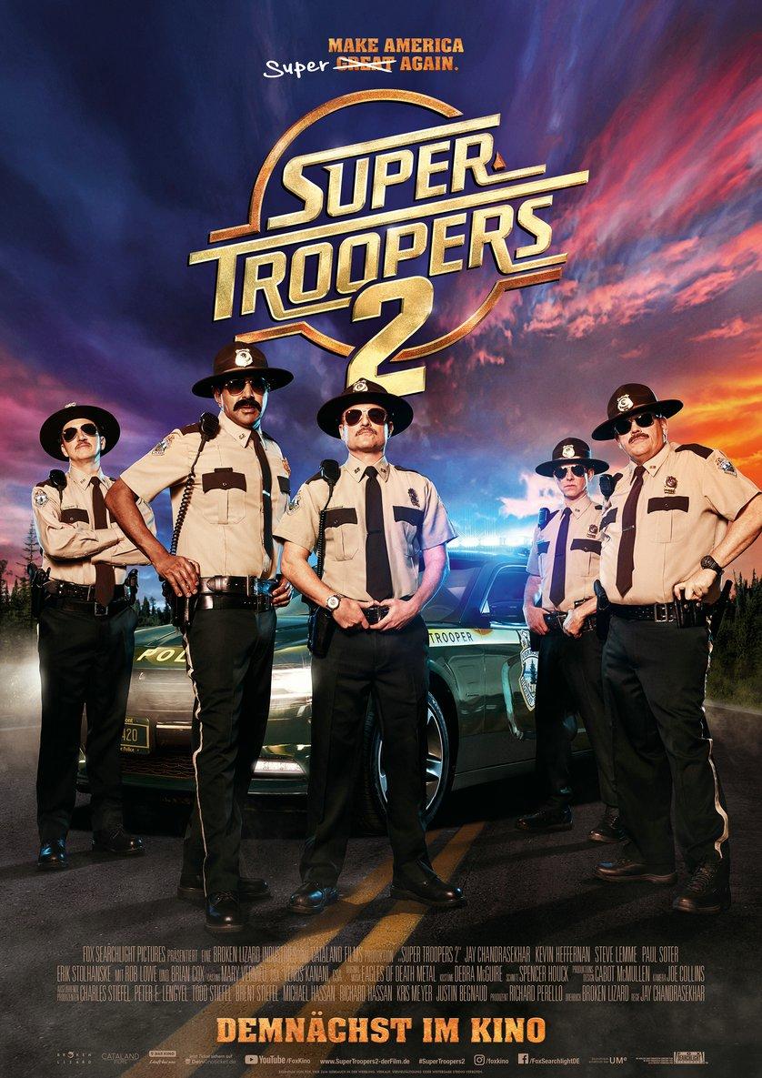 Super Troopers 2 Dvd Oder Blu Ray Leihen Videobusterde