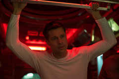 Brad Pitt in 'Ad Astra' © Fox