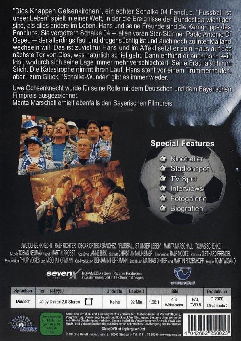 Fussball Ist Unser Leben Dvd Oder Blu Ray Leihen