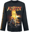 Accept Restless and live powered by EMP (Langarmshirt)