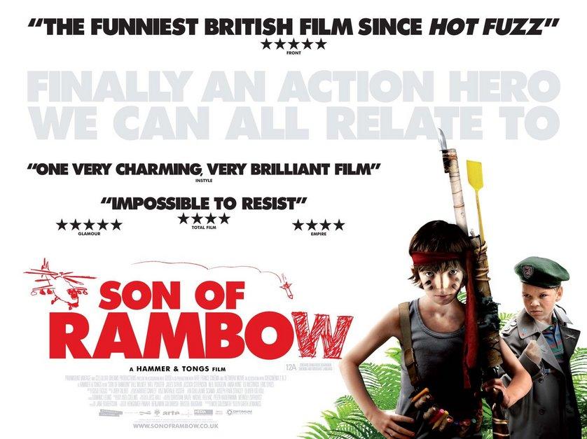 Der Sohn Von Rambow Dvd Blu Ray Oder Vod Leihen