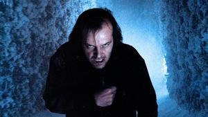 Jack Nicholson in Kubricks 'Shining' © Warner Home Video