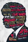 Pulp Fiction Ezekiel 25:17 powered by EMP (Poster)