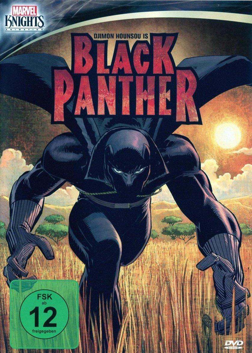 Marvel Knights Black Panther Dvd Oder Blu Ray Leihen Videobusterde