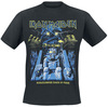 Iron Maiden Back in Time Mummy powered by EMP (T-Shirt)