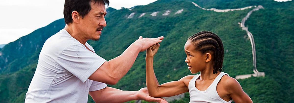 Jackie Chan: Er brachte Will Smith' Sohn Jaden Smith zum Weinen
