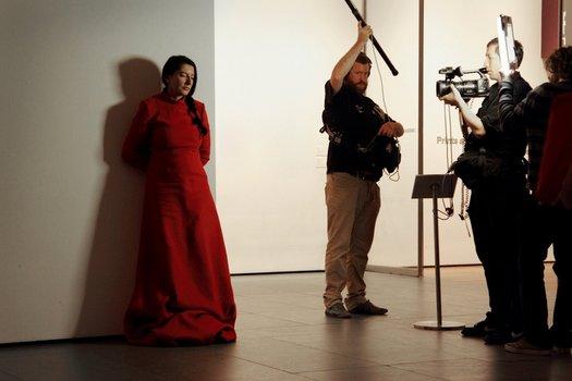 Marina Abramovic - The Artist Is Present