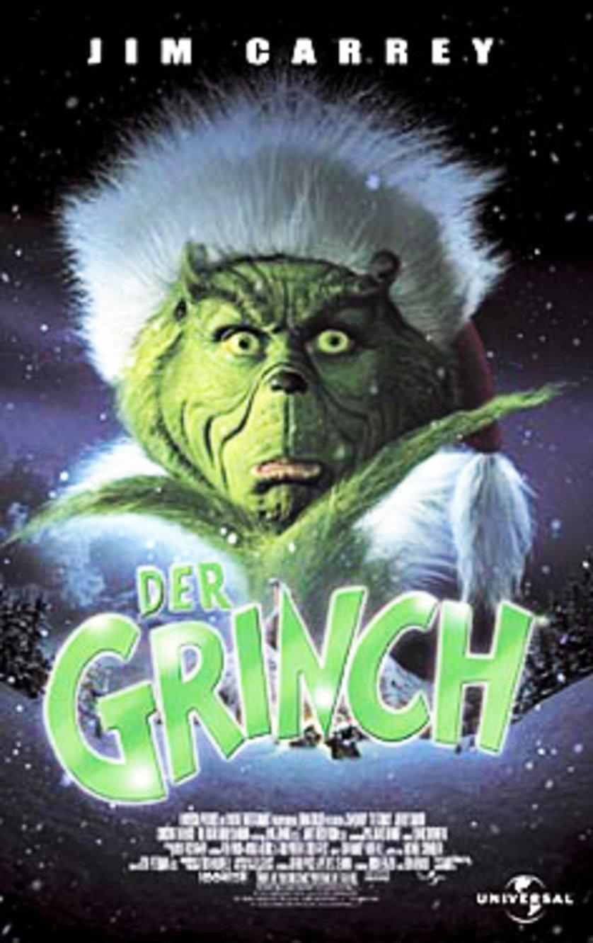 Der Grinch Dvd
