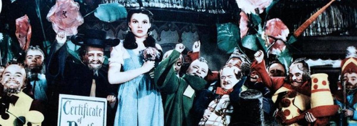 Zauberer von Oz: Oscars ehren den Zauberer von Oz
