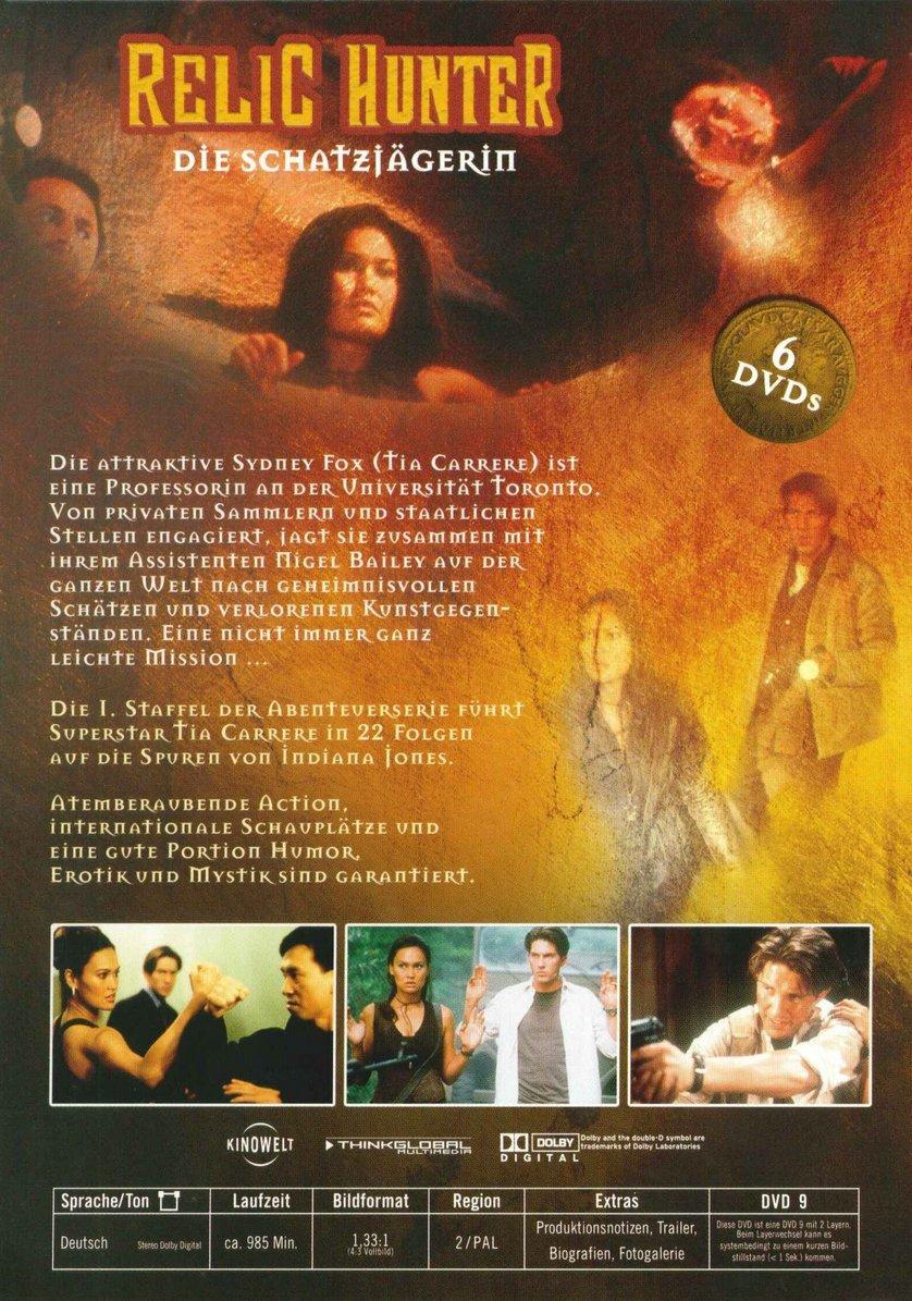 Relic Hunter Staffel 1 Dvd Oder Blu Ray Leihen Videobuster De