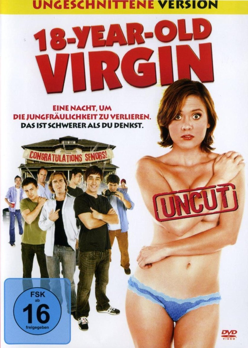 18 Year Old Virgin Dvd, Blu-Ray Oder Vod Leihen -7534