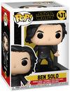 Star Wars The Rise of the Skywalker - Ben Solo Vinyl Figur 431 powered by EMP (Funko Pop!)