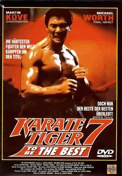 karate tiger 7 dvd oder blu ray leihen. Black Bedroom Furniture Sets. Home Design Ideas