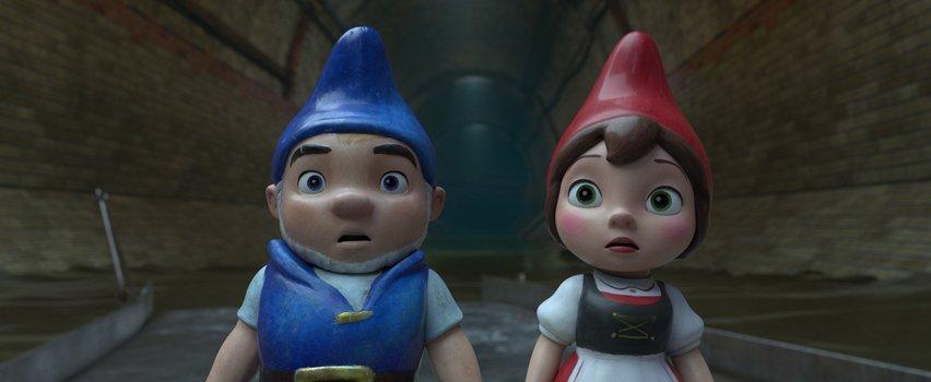 Gnomeo und Julia 2 - Sherlock Gnomes