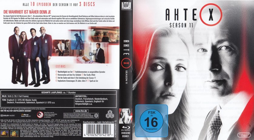 Akte X Staffel 11 Episoden