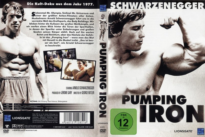 pumping iron deutsch
