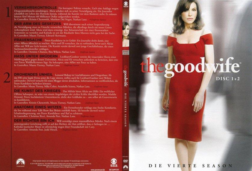 The Good Wife - Staffel 4: DVD oder Blu-ray leihen - VIDEOBUSTER.de
