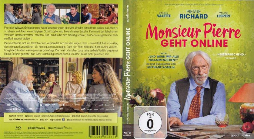Monsieur Pierre geht online: DVD oder Blu-ray leihen ...  Monsieur Pierre...
