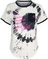Birds Of Prey Harley Quinn T-Shirt schwarz grau powered by EMP (T-Shirt)