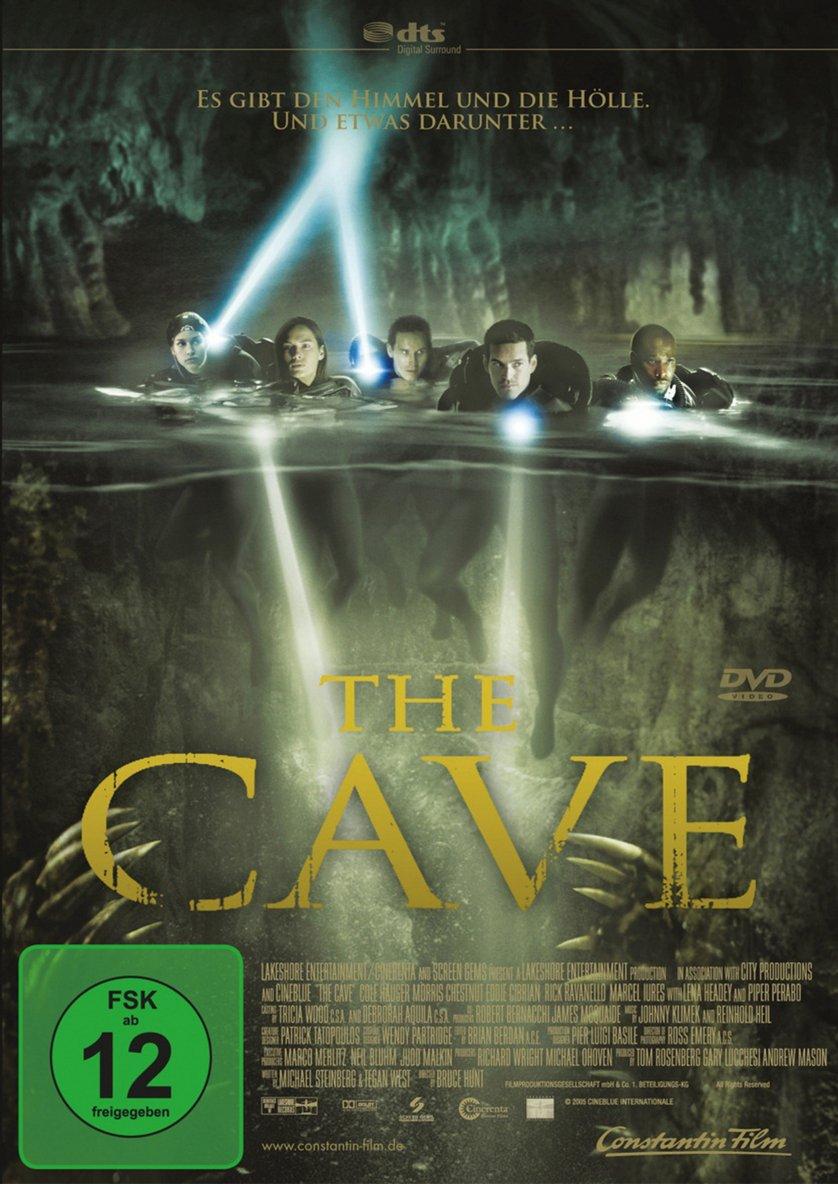 Horrorfilme Höhle