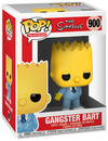 Die Simpsons Gangster Bart Vinyl Figur 900 powered by EMP (Funko Pop!)