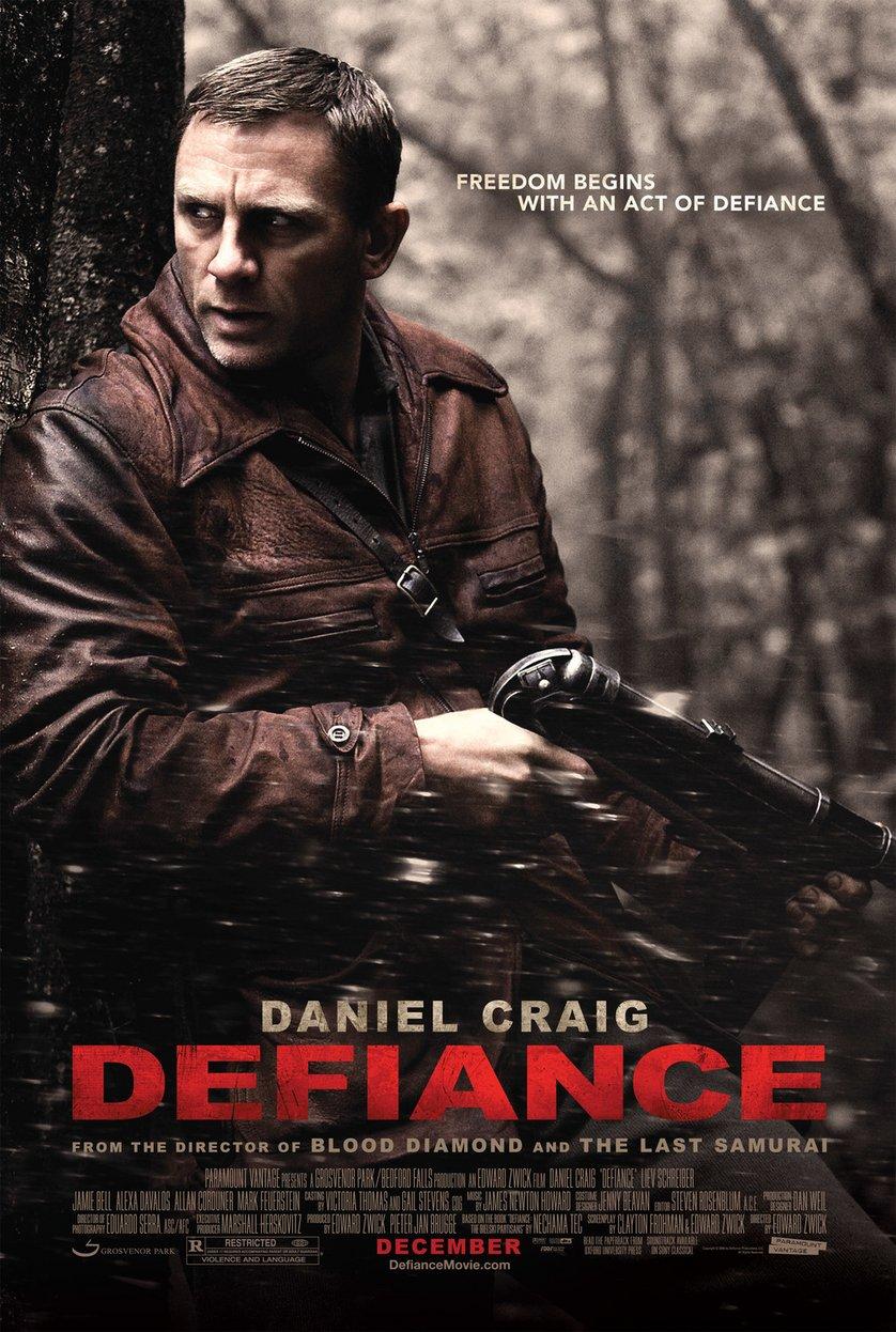 Defiance Unbeugsam