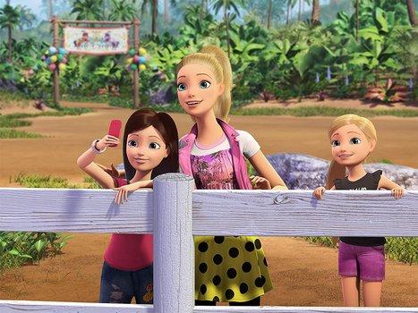 Barbie und ihre Schwestern in Die große Hundesuche