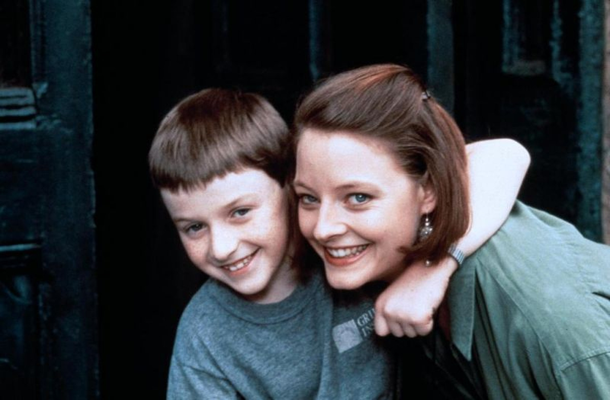 Jodie Foster und Filmsohn Adam Hann-Byrd in 'Wunderkind Tate' © MGM Home Entertainment 1991