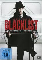 The Blacklist - Staffel 1