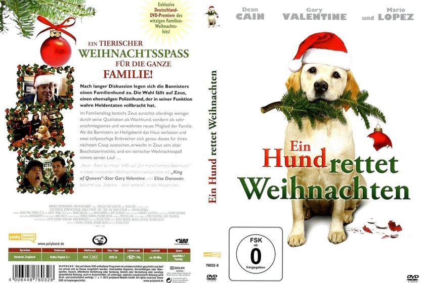 ein hund rettet weihnachten dvd oder blu ray leihen. Black Bedroom Furniture Sets. Home Design Ideas